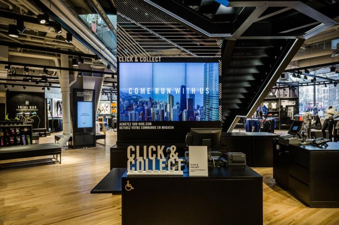 Boutique Nike Paris - Nike 365 services