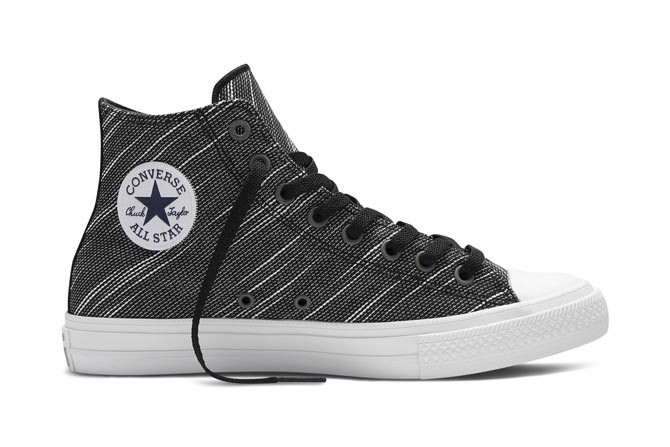 Chuck Taylor All Star II Knit Black 151087C