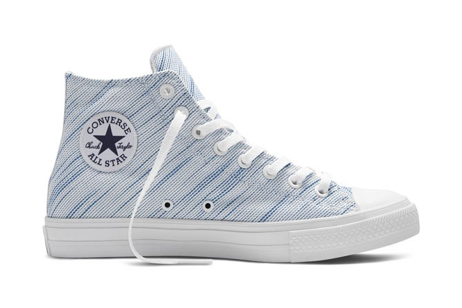 Chuck Taylor All Star II Knit Roadtrip Blue 151085C