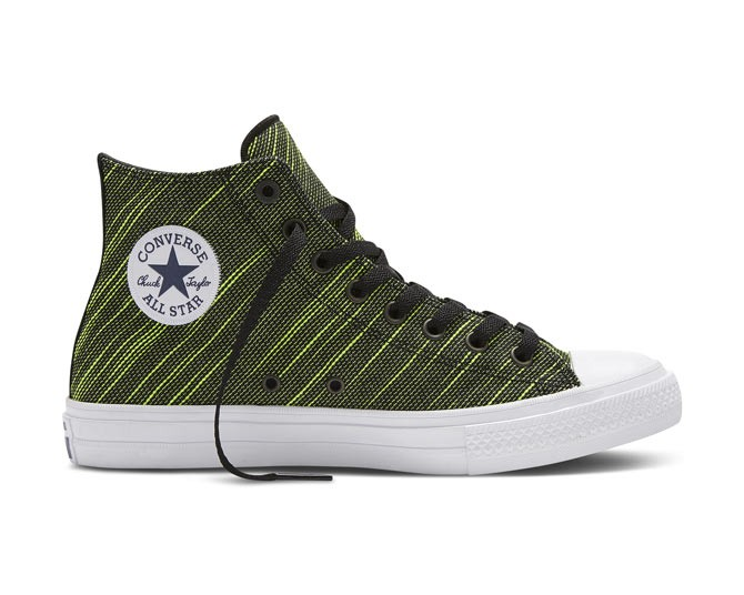 Chuck Taylor All Star II Knit Volt Green 151086C