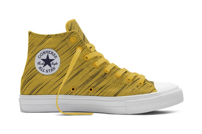 Chuck Taylor All Star II Knit Yellow