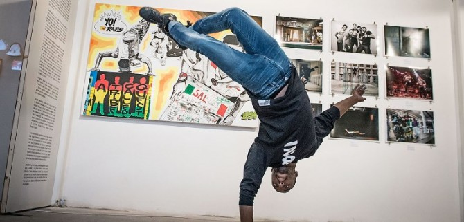 Exposition Street Danse manufacture 111 - Photo Nika Kramer