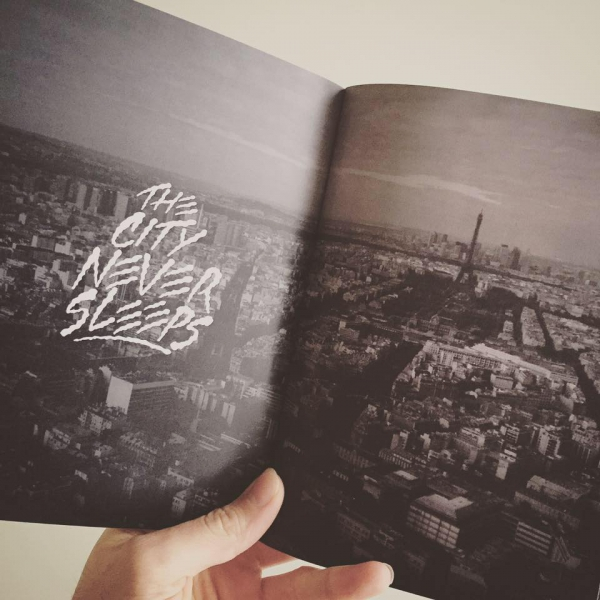 Guide Street Culture Paname Jungle par Wrung