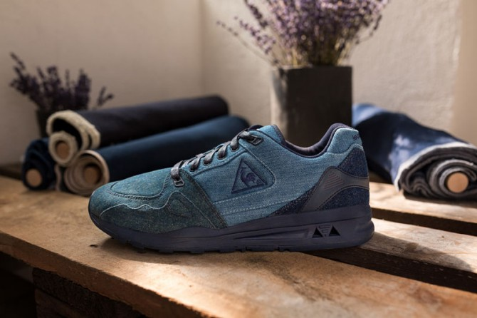 Sneaker Le Coq Sportif R1000 Collection De Nîmes