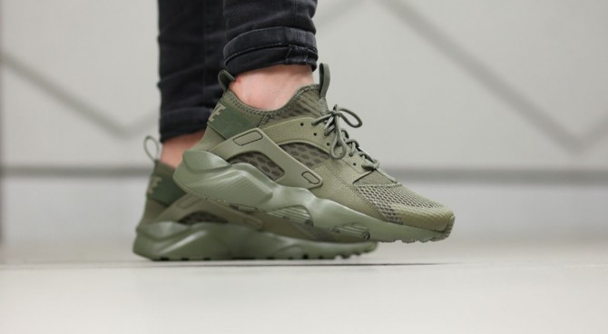 Nike Air Huarache Ultra Breathe Olive 833147-200