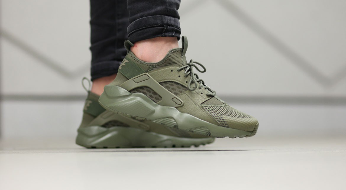 Nike Air Breathe Huarache Ultra Breathe Air Olive Sneak Art 35241d