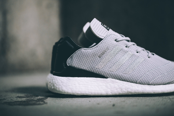 adidas Busenitz Pure Boost Solid Grey 2