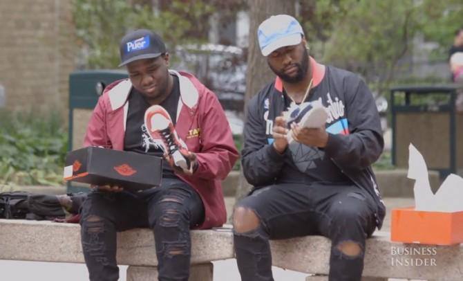 Documentaire Sneakers Inside the Sneakerhead Economy