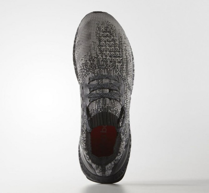 Look adidas Ultra Boost Uncaged Black Grey