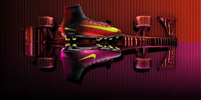 Nike Mercurial Superfly V Spark Brillance