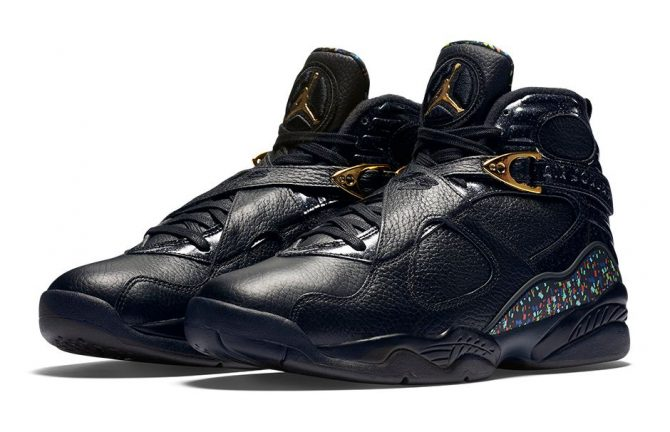 Air Jordan 8 Cigar Confetti 832821-004