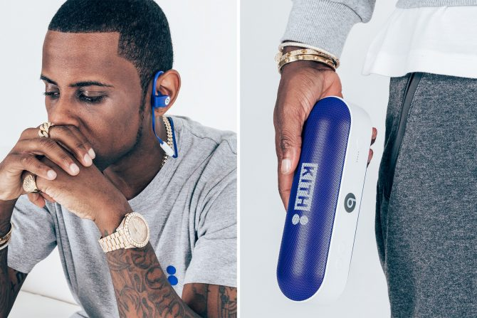 Beats by Dre Pill and Powerbeats 2 Kith X Colette