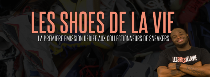 Les Shoes de La vie Emission Sneakers