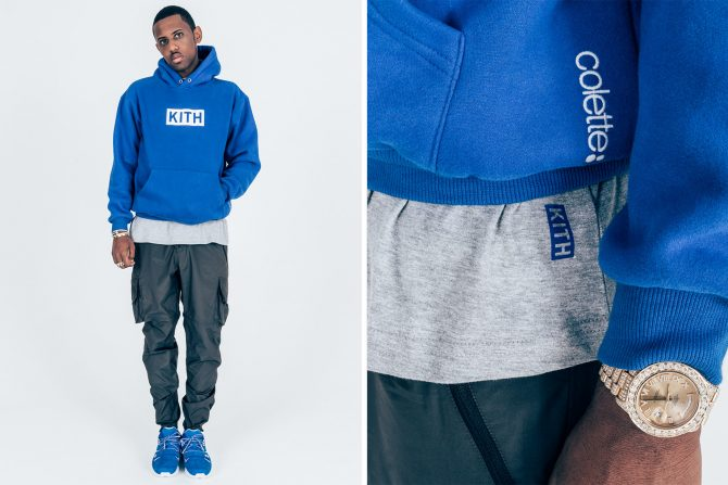 Lookbook Kith X Colette