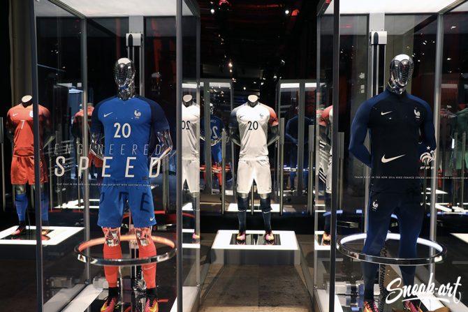 Maillot Nike Euro 2016