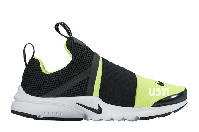 Nike Air Presto Slip-On Black Volt