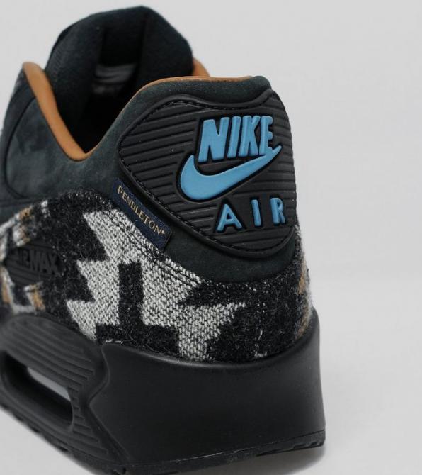 Nike Air Max 90 QS Pendleton Summer 2016