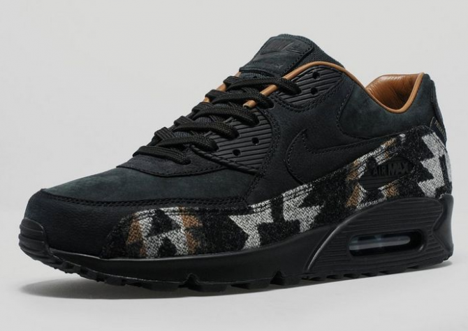 Nike Air Max 90 QS Pendleton Summer 2016 - 825512-004
