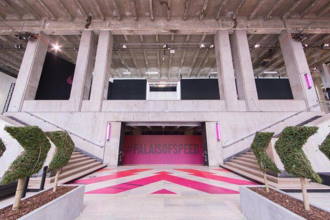 Nike Palais of Speed