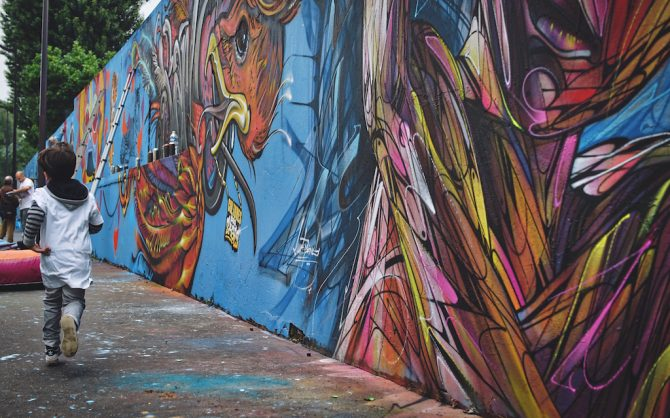 Ourcq Living Colors Paris - Street-Art Hopare