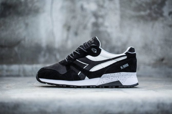 BAIT x DreamWorks x Diadora N9000 Felix The Cat
