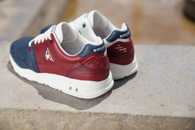 Basket Le Coq Sportif FETE NATIONALE