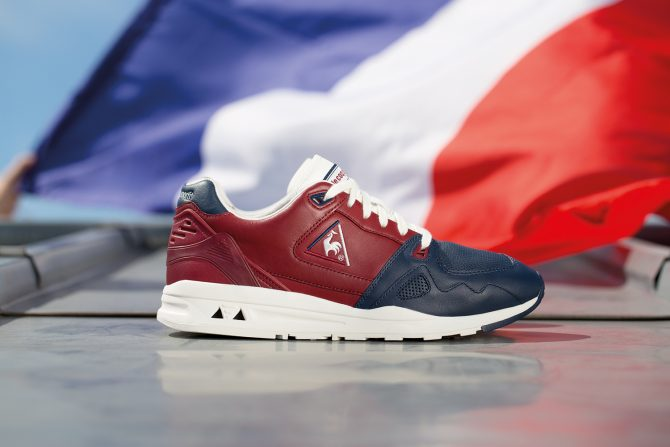 "Sneakers Le Coq Sportif ""FETE NATIONALE"""