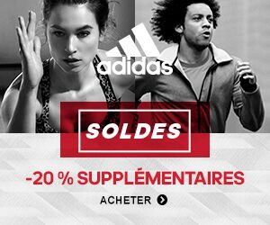 Code Promo Soldes Adidas.fr