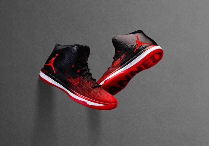 Date de sortie Air Jordan 31
