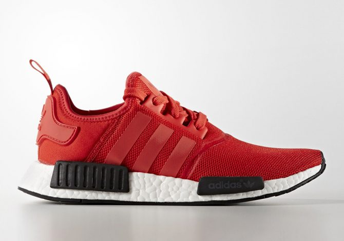 ADIDAS NMD R1 BRED PACK Style Code BB1970