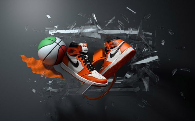 AIR JORDAN 1 SHATTERED BACKBOARD AWAY