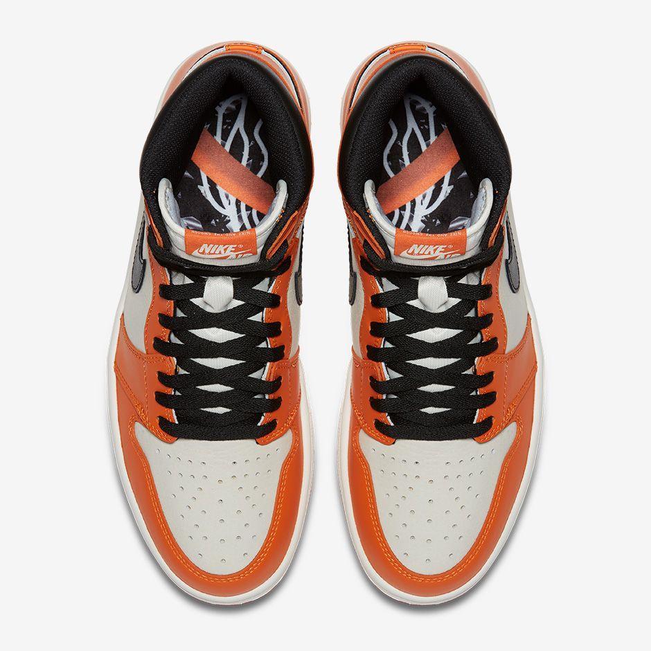 Nike Air Jordan 1 Retro High OG 'Reverse Shattered Backboard'
