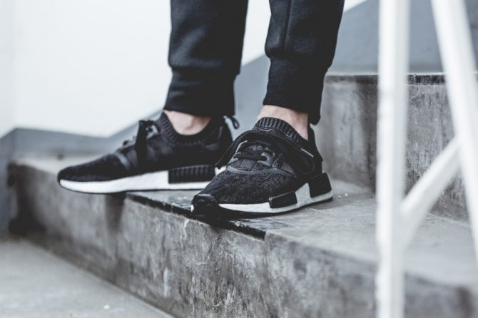 adidas nmd r1 primeknit winter wool bb0679