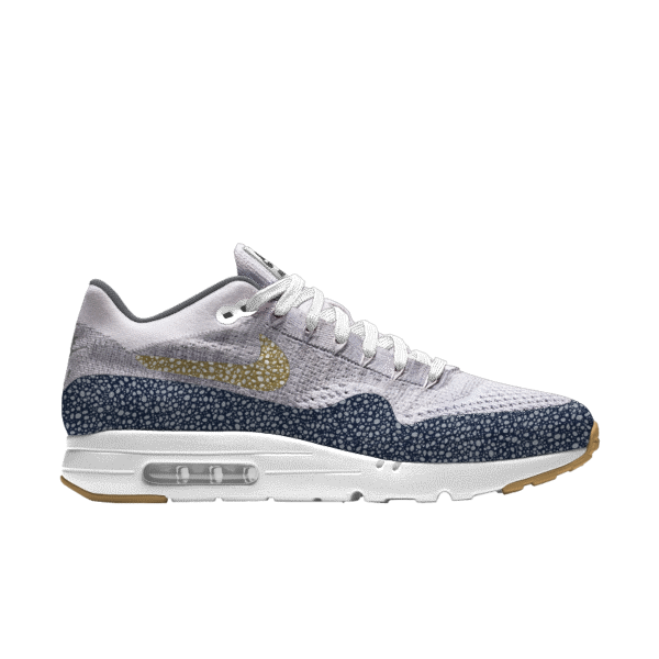 NIKEiD Air Max 1 Ultra Flyknit Safari