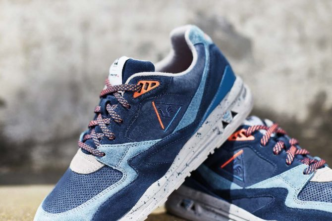 chaussure Le Coq Sportif R800 Dynastie Outdoor