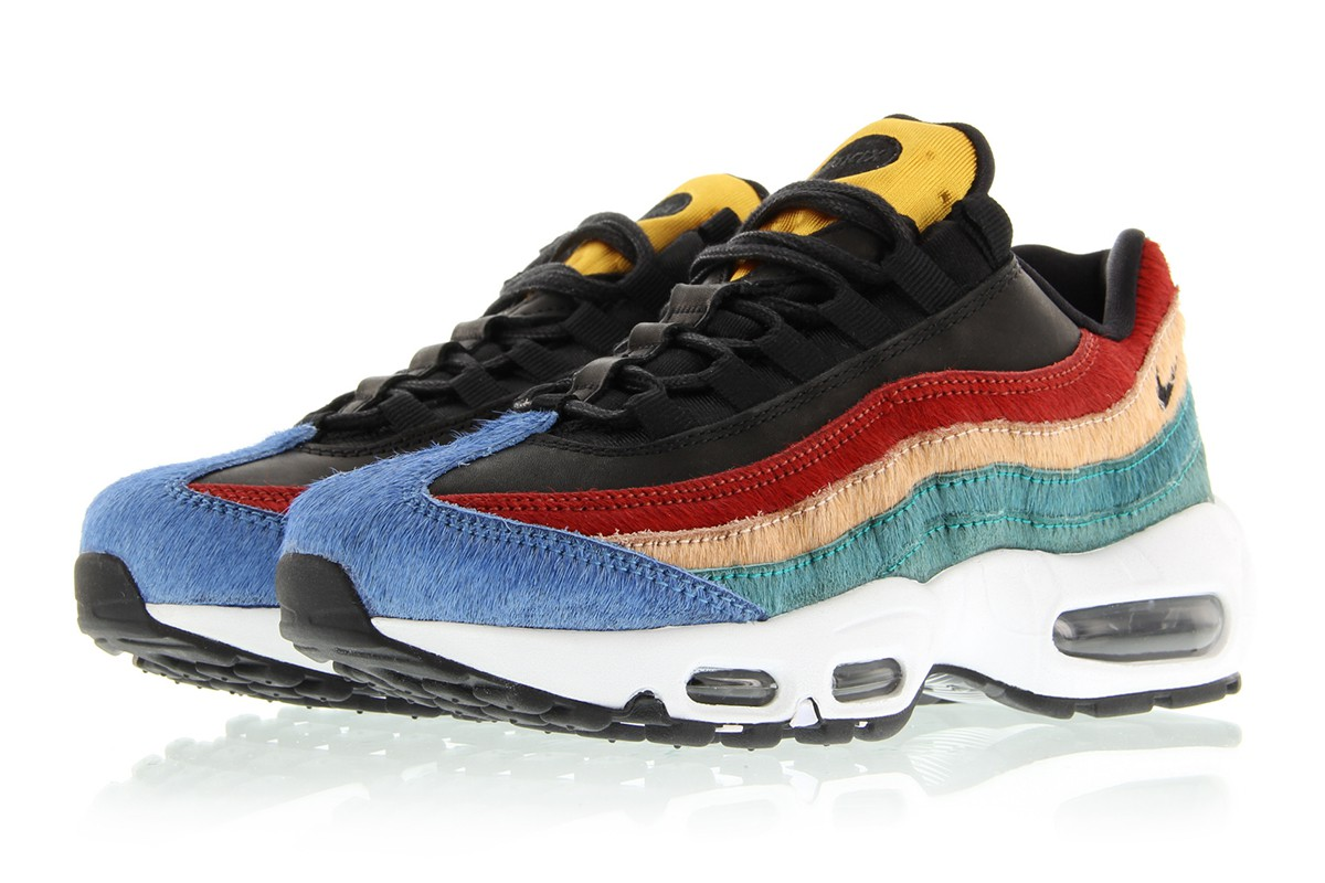 nike wmns air max 95 rio teal sneak art. Black Bedroom Furniture Sets. Home Design Ideas