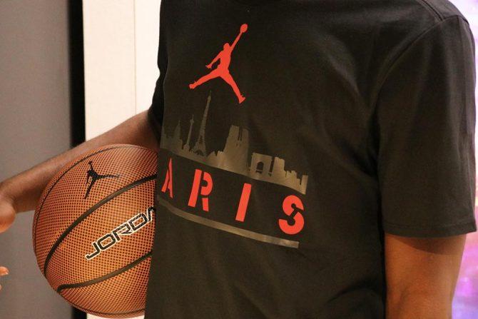 T-shirt Jordan Paris