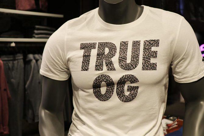 """T-Shirt Jordan """"True Og"""""""