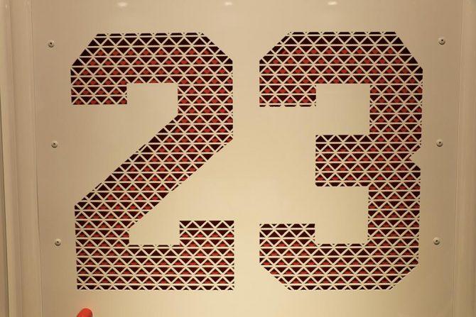 Numéro 23 - Boutique Jordan Paris