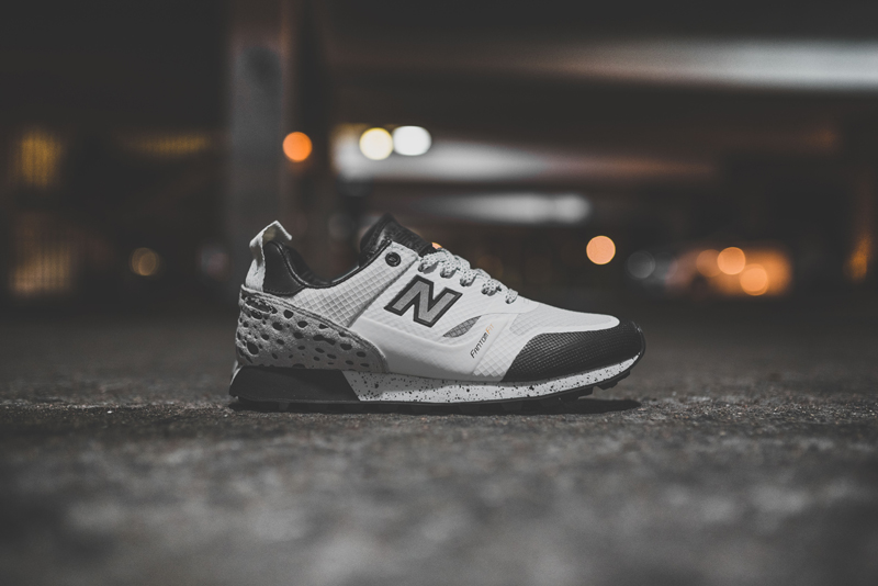 "New Balance Trailbuster x Undefeated ""Unbalanced"" White"