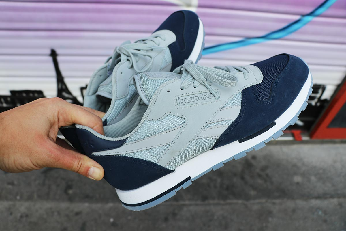 Reebok Classic Leather City Paris Foot Locker