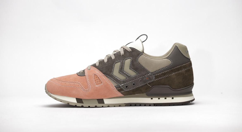 "Hummel Marathona X Mita Sneakers ""Salmon"""