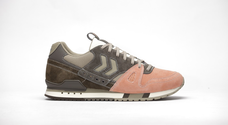 "Mita Sneakers X Hummel Marathona ""Danish Salmon"""