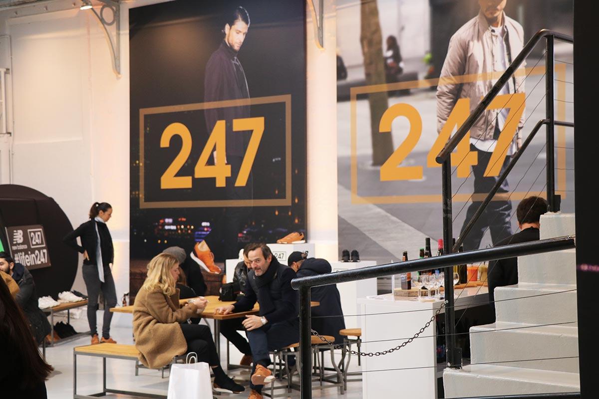 lancement de la New Balance 247