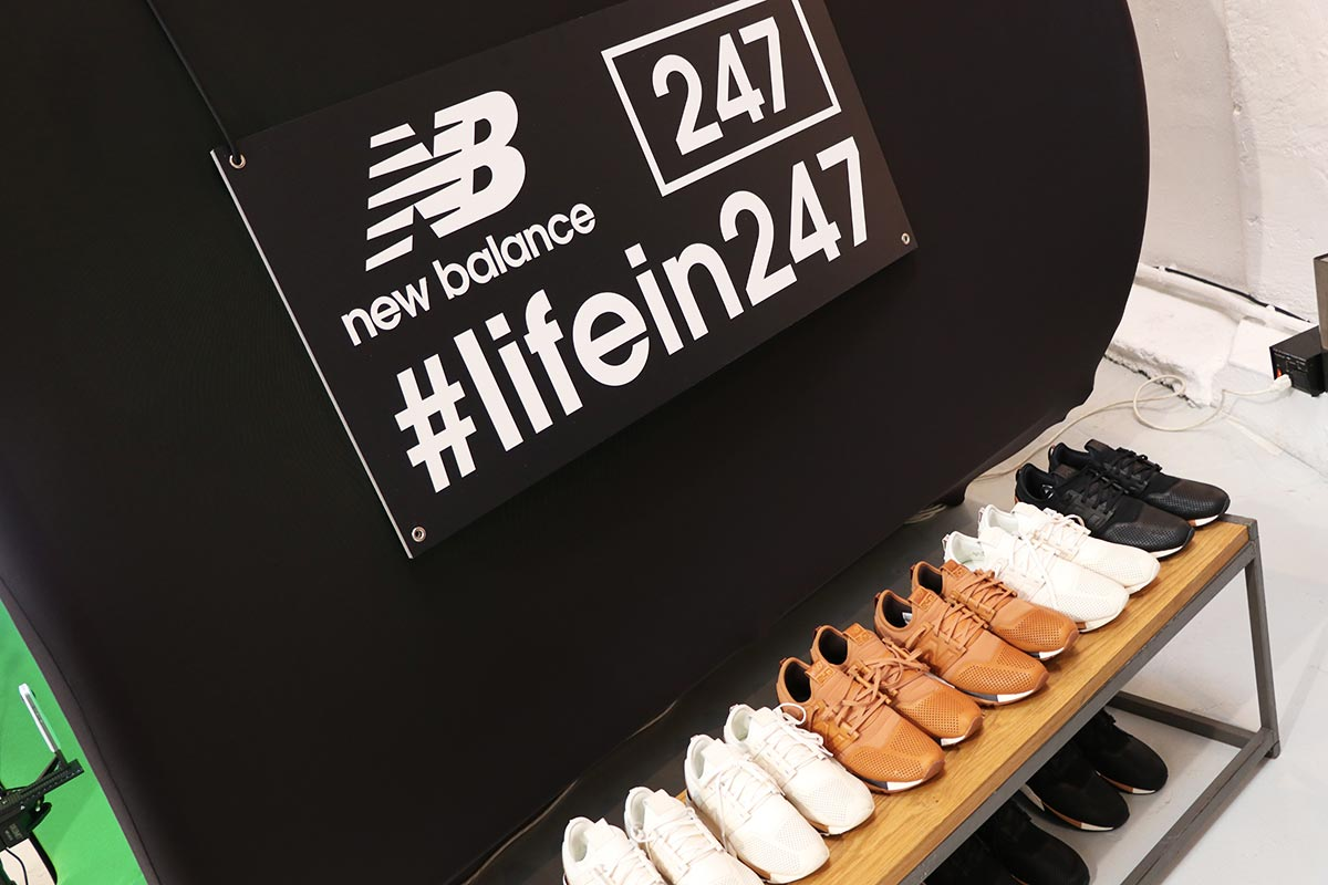 Lancement de la New Balance 247 Lux Pack