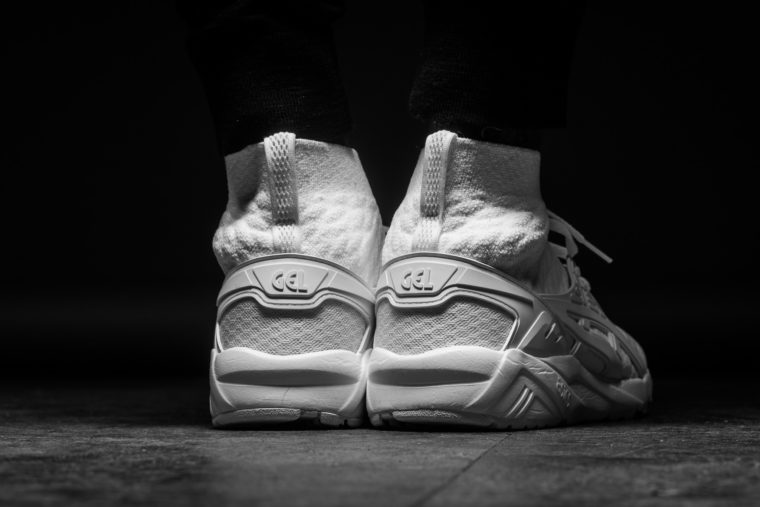 sneakers asics gel kayano trainer knit