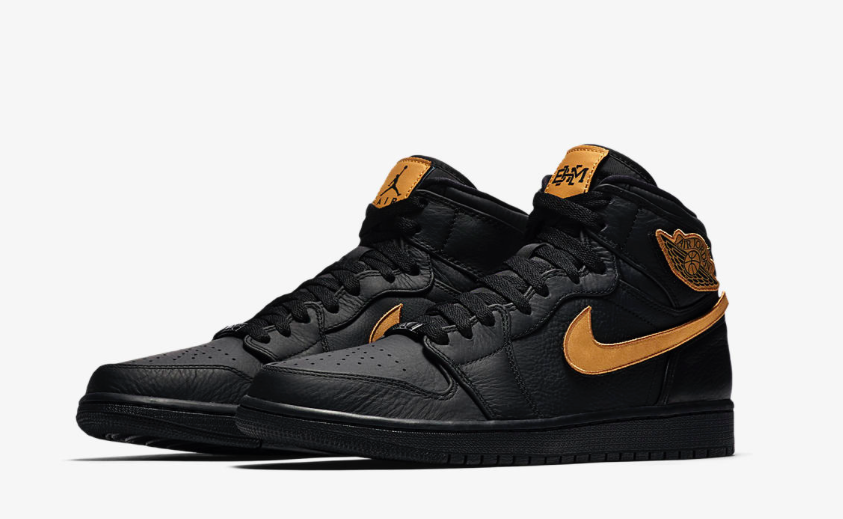 Air Jordan 1 High BHM 2017 908656_001