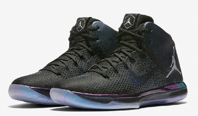 "Air Jordan 31 ""Gotta Shine"""