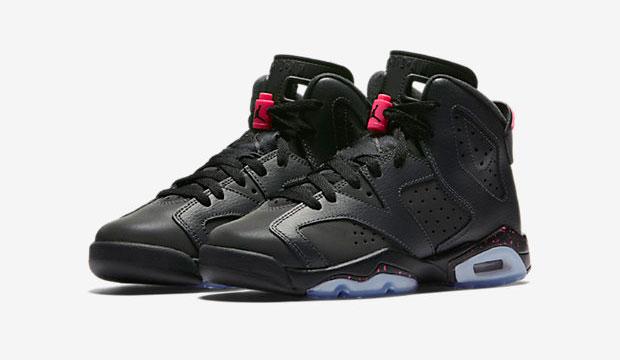 Air Jordan 6 GS Hyper Pink 543390-008