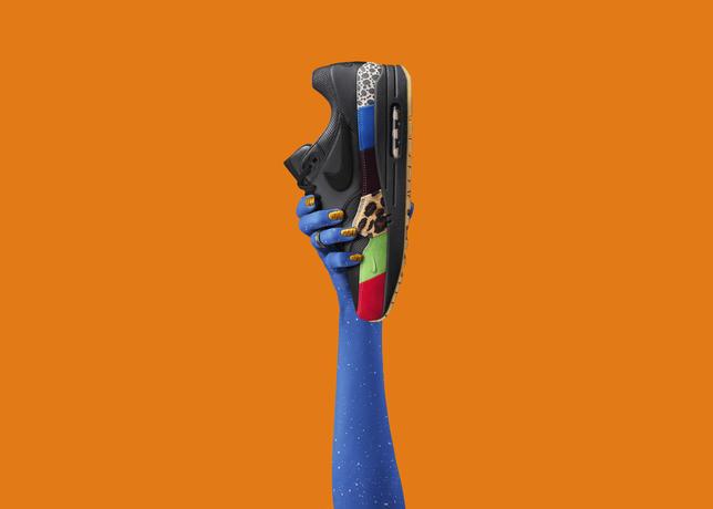 Nouvelle basket Nike Air Max 1 Master 66580 prévue pour le air max Day 2017